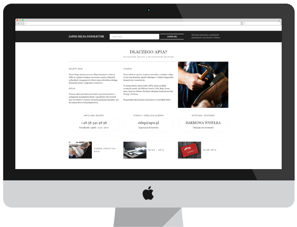 APIA - strona główna