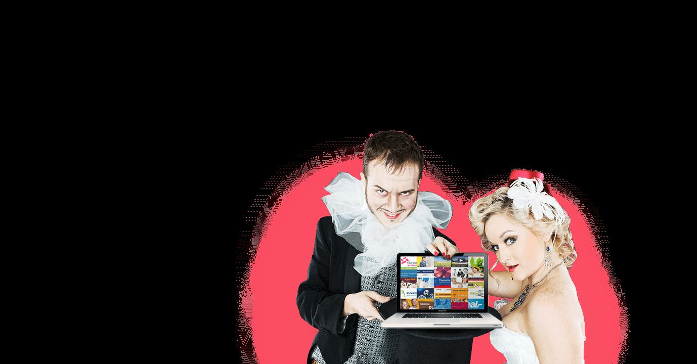 We create Websites