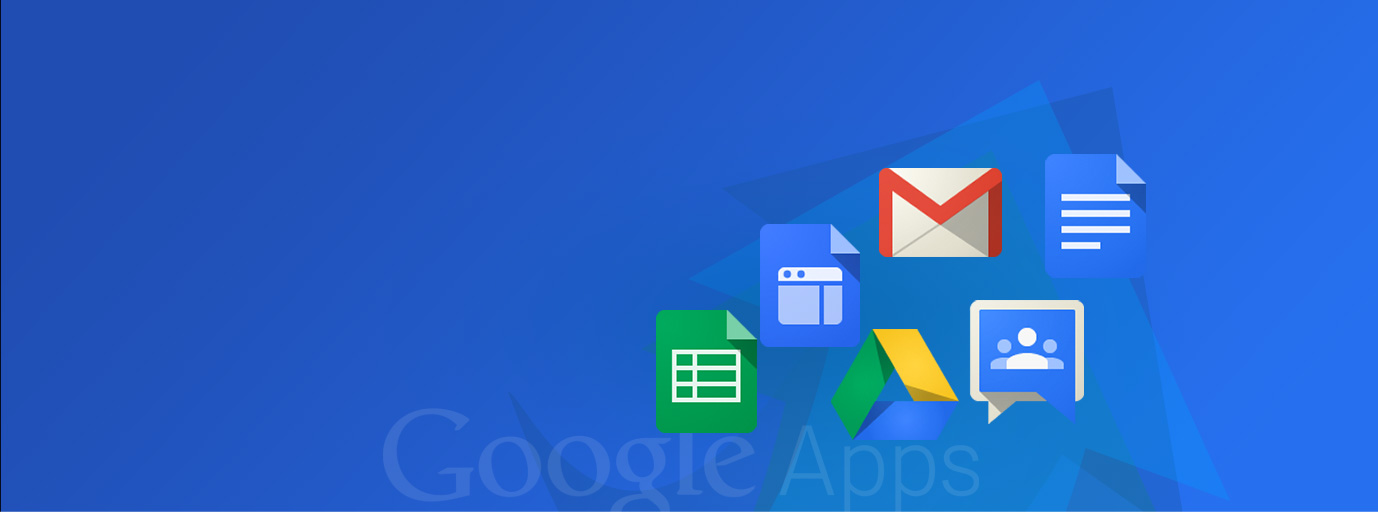 Google Apps dla firm