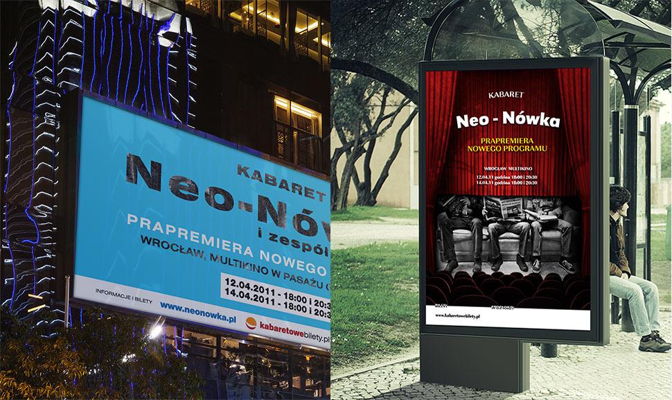 Materiały reklamowe - Neo-Nówka