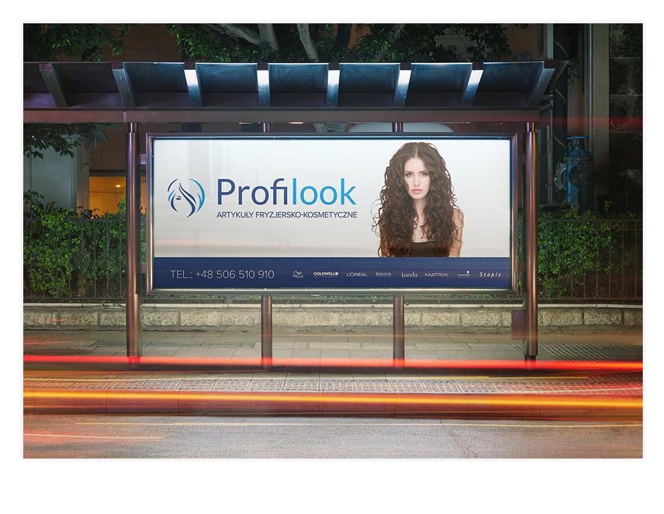 Profilook - identyfikacja firmy