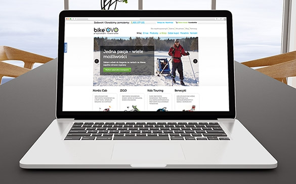 BikeOVO - Online-Shop von Drupal Commerce