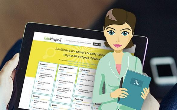 Edumiejsce - Educational platform
