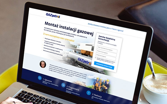 GAZpetrol - Adwords-Kampagne