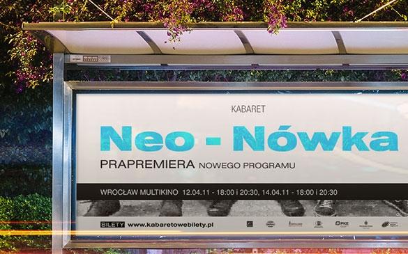 Werbematerialien - Neo-Nówka